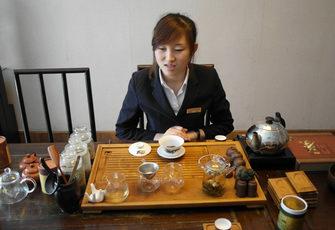Teereise nach China- TeaHouse Grüntee