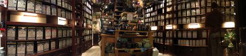 TeaHouse Teeladen - Das Ladenlokal in München