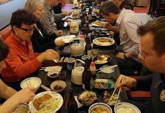 Teereise nach Japan 2012 - TeaHouse Grüntee