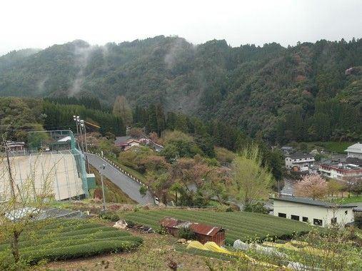 Japan Teereise – Montag 06.04.2015