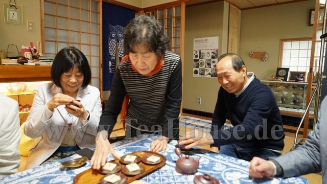 Japan Teereise – Do. 07.04.2016