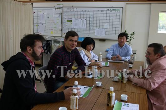 Japan Teereise – Fr. 08.04.2016