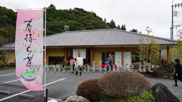 Japan Teereise – Mo. 04.04.2016