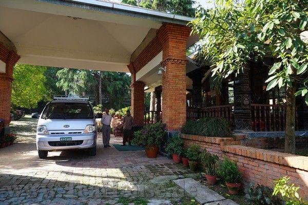 Nepal Teereise – Donnerstag  23.04.2015