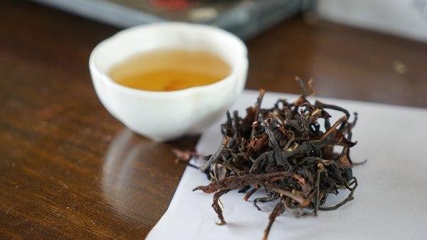Roter Assam Tee aus Thailand
